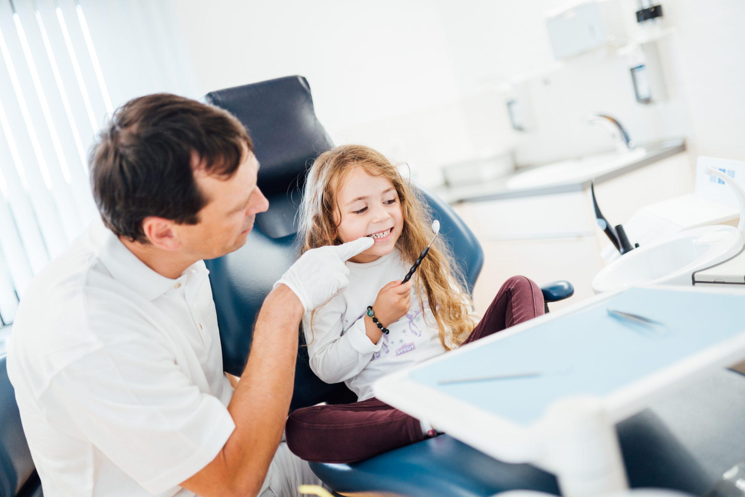 Behandlungsfotos beim Arzt