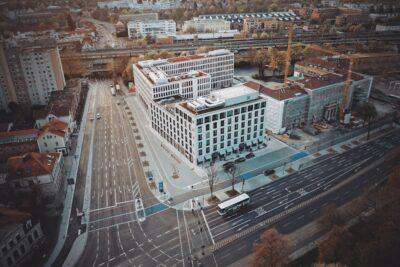 Drohnenfotografie Berlin