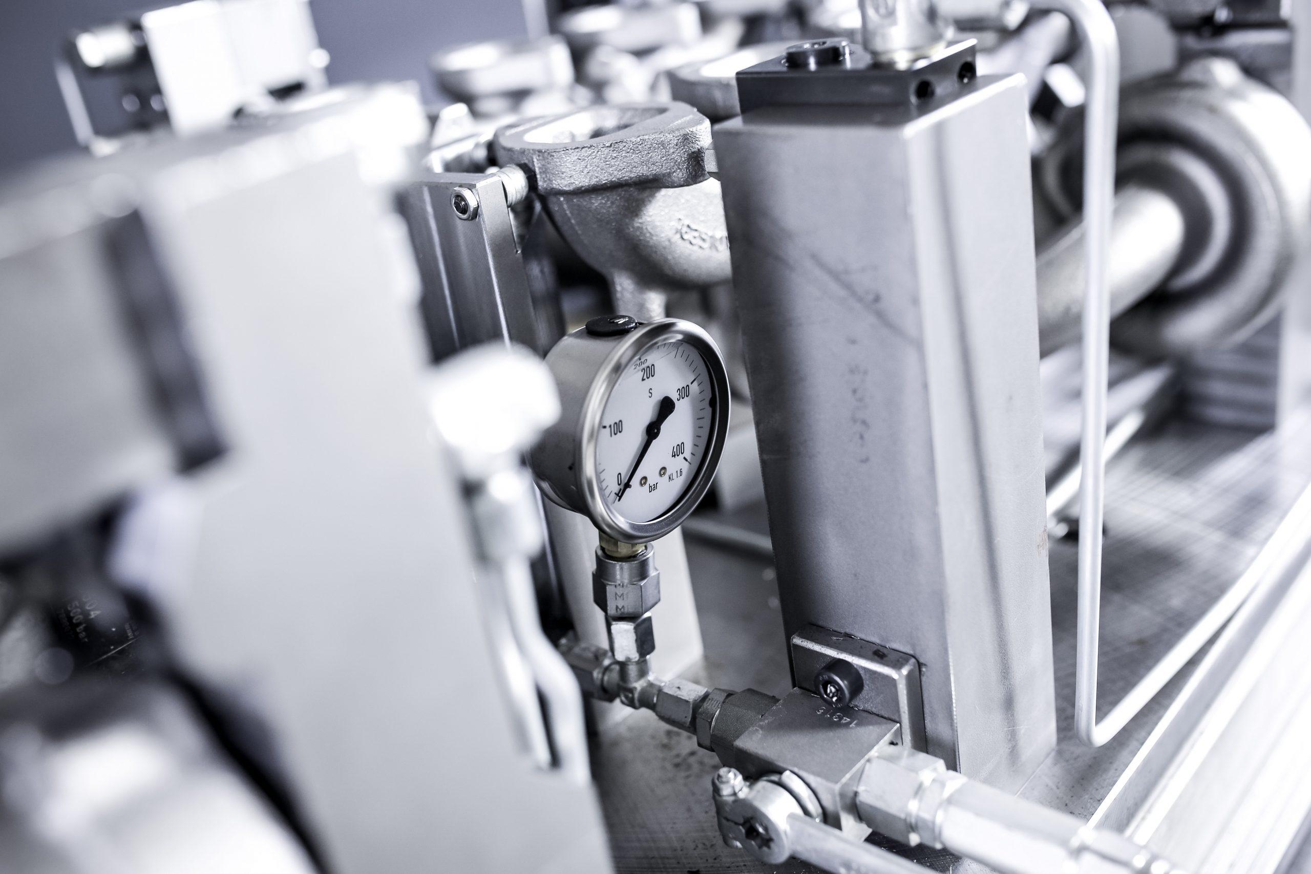 Industriefotografie Detailaufnahmen