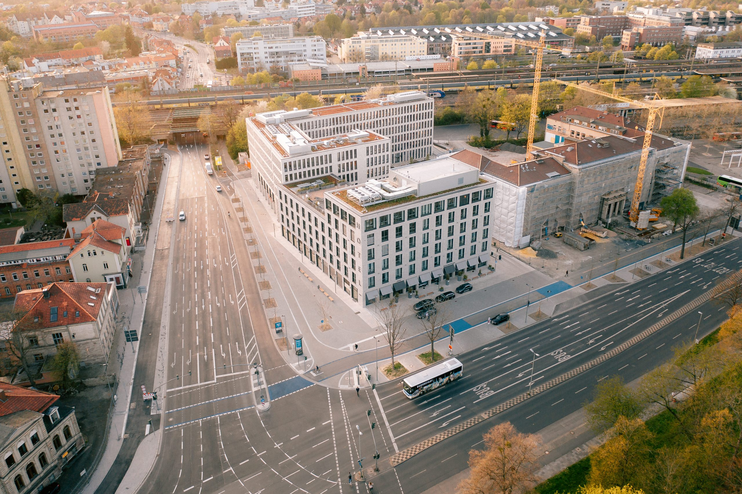 Luftbilder Berlin