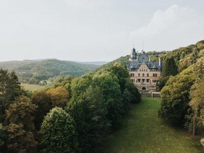 Luftbilder Schlosshotel
