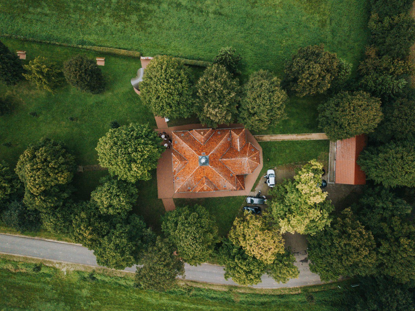 Luftbilder von Oben