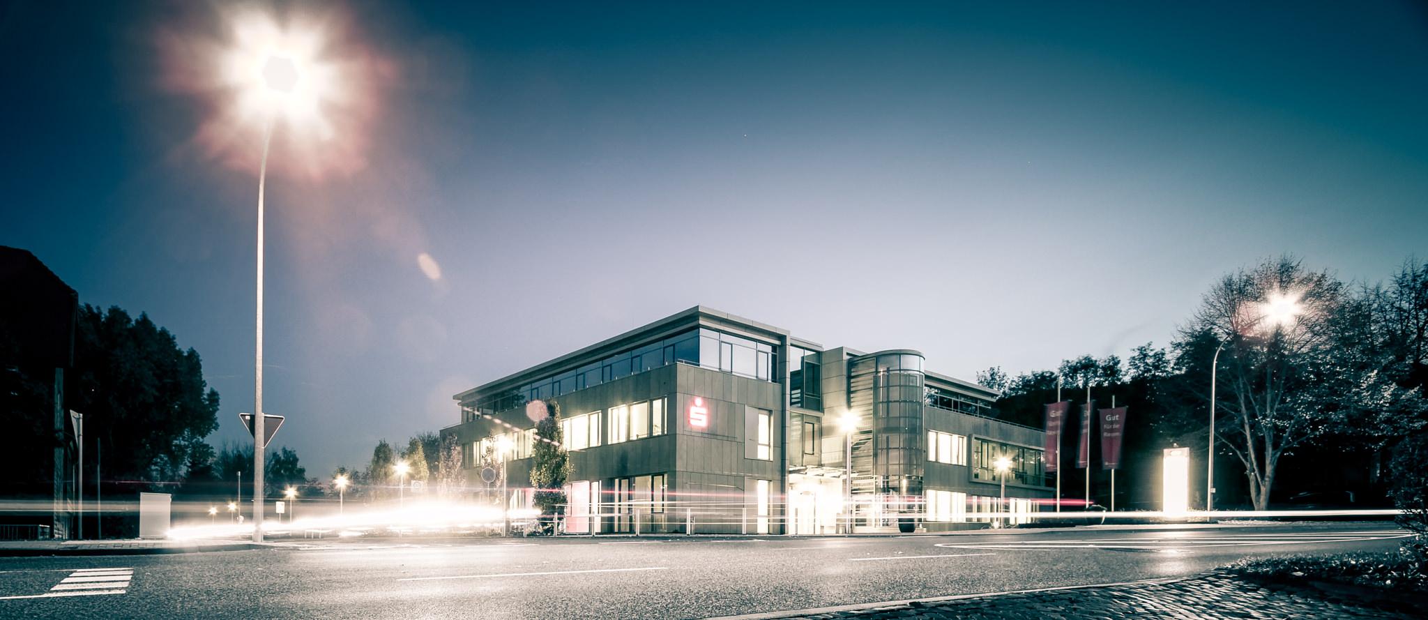 Sparkasse Architekturfotografie Berlin
